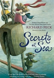 Secrets at Sea (Richard Peck)