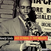 George Lewis - Jazz Funeral in New Orleans
