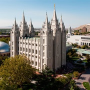 Temple Square (Salt Lake City, UT)