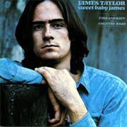 James Taylor- Sweet Baby James