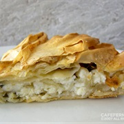 Traditional Cheese Borek