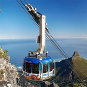Take a Cable Car Up Table Mountain