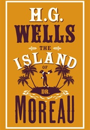 The Island of Dr. Moreau (H. G. Wells)