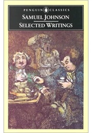 Selected Writings (Samuel Johnson)