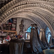 Giger Museum Bar, Switzerland
