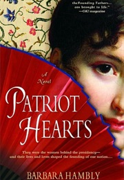 Patriot Hearts (Barbara Hambley)