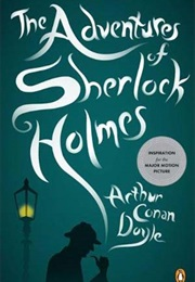 The Adventures of Sherlock Holmes (Sir Arthur Conan Doyle)