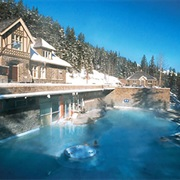 Banff Upper Hot Springs, Alberta