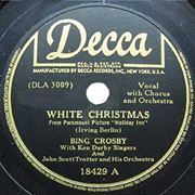 white christmas - List Of Classic Christmas Songs
