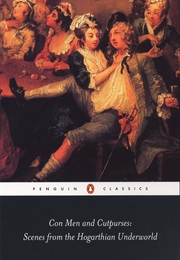 Con Men and Cutpurses (Lucy Moore)
