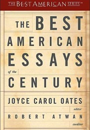 100 Must Read Essay Collections - How many have you read?