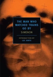 The Man Who Watched Trains Go by (Georges Simenon)