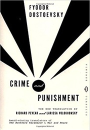 Crime and Punishment (Fyodor Dostoevsky)