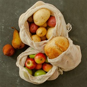 Bring Reusable Produce Bags