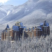 The Fairmont Banff Springs (Canada)