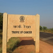 Cross the Tropic of Cancer