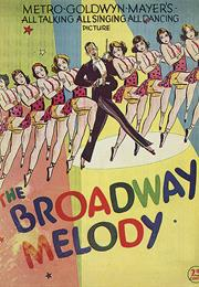 "1928/1929 - ""The Broadway Melody"""