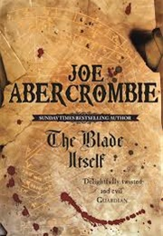 The Blade Itself (Joe Abercrombie)