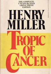 Tropic of Cancer (Henry Miller)