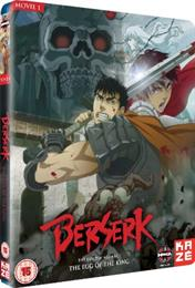 Berserk - The Golden Age Arc Film 1: Egg of the King