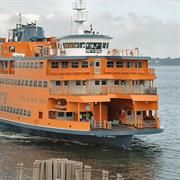 Take a Free Trip on the Staten Island Ferry