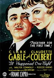 It Happened One Night (1934, Frank Capra)