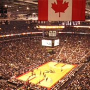Air Canada Center-Toronto Maple Leafs and Toronto Raptors