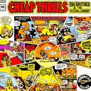 Big Brother and the Holding Company- Cheap Thrills