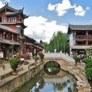 Old Town of Lijiang, China