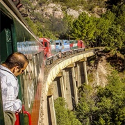 Mexico Copper Canyon Train