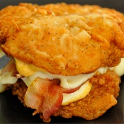 The KFC Double Down Sandwich