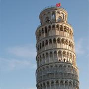 Leaning Tower of Pisa, Pisa