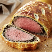 Beef Wellington - Arthur Wellesley, 1st Duke of Wellington