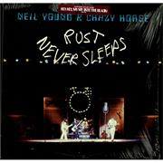 Neil Young and Crazy Horse- Rust Never Sleeps