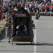 Bean Festival & Great Arkansas Championship Outhouse Races