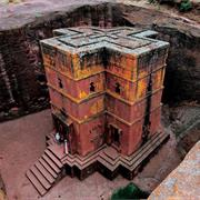 Rock-Hewn Churches, Lalibela