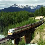 Canadian Rockies by Train