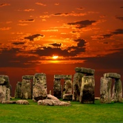 Be Intrigued by Stonehenge