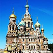 Church of Our Savior on Spilled Blood, St. Petersburg