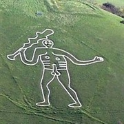 Cerne Abbas Giant & Other Chalk Figures, UK