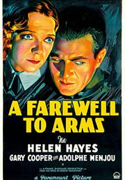 A Farewell to Arms (1933)