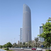 The Landmark, Abu Dhabi