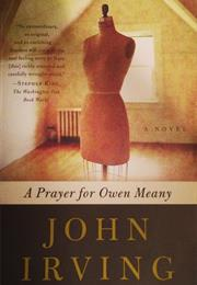 A Prayer for Owen Meany – John Irving