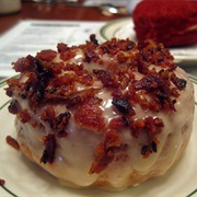 Bacon Donut