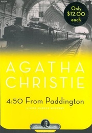 4:50 From Paddington (Agatha Christie)