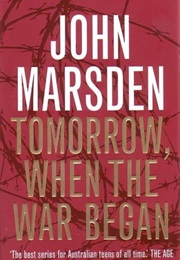 Tomorrow, When the War Began (John Marsden)