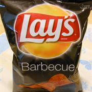 Barbecue Lay's Potato Chips