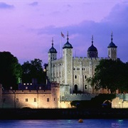 Tower of London, London, England