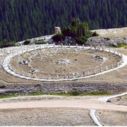 Medicine Wheel / Medicine Mountain