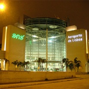 Aeroporto Internacional De Lisboa (LIS) (Lisbon International Airport)